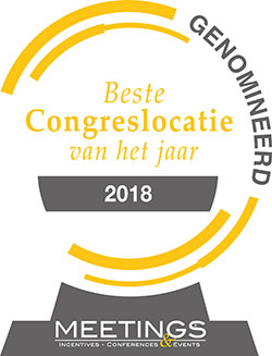 Congreslocatie 2018 - MEETINGS Awards